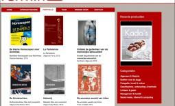 Website Fontline